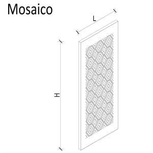 K8 RADIATORI MOSAICO Heizkörper Klassik
