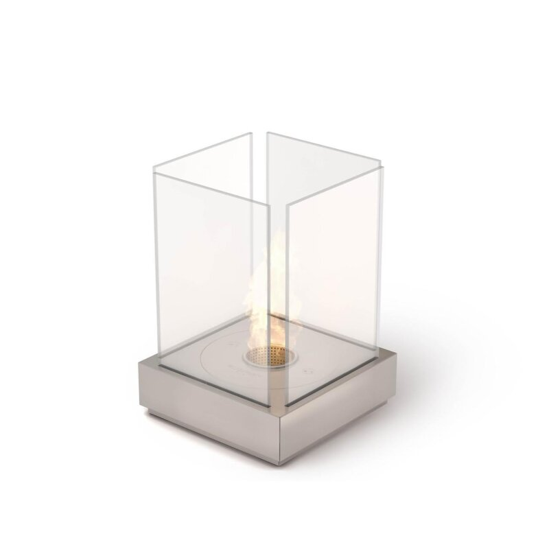 EcoSmart Ethanol Outdoor Glasfeuer Mini T