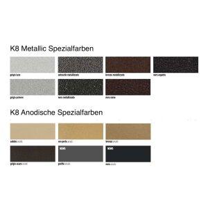 K8 RADIATORI Yin und Yang  mit Handtuchhalter der Nature Serie