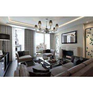 Luxus Einbaukamin Decoflame Westminster