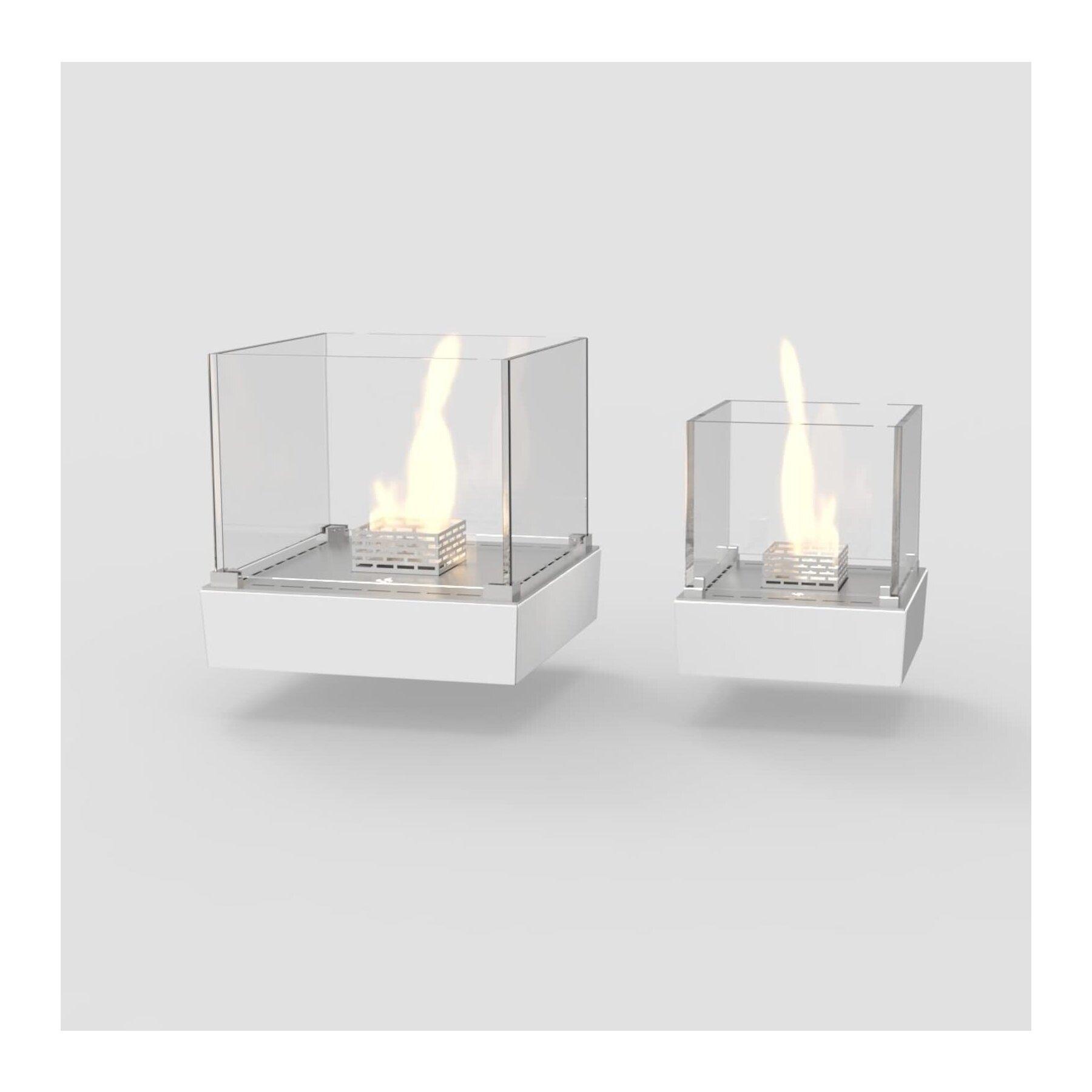 Tisch ethanol kamin decoflame nicetable top for Design tisch kamin