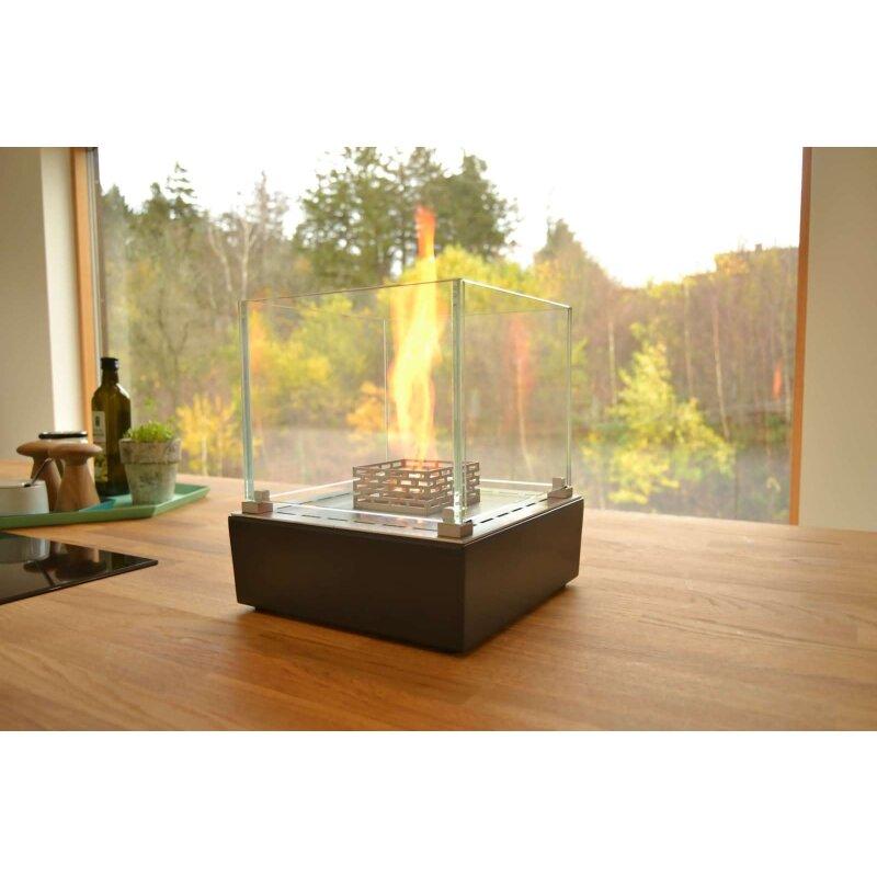 tisch ethanol kamin decoflame nicetable top. Black Bedroom Furniture Sets. Home Design Ideas