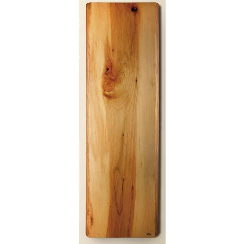 elektrischer holzheizk rper aus zedernholz. Black Bedroom Furniture Sets. Home Design Ideas