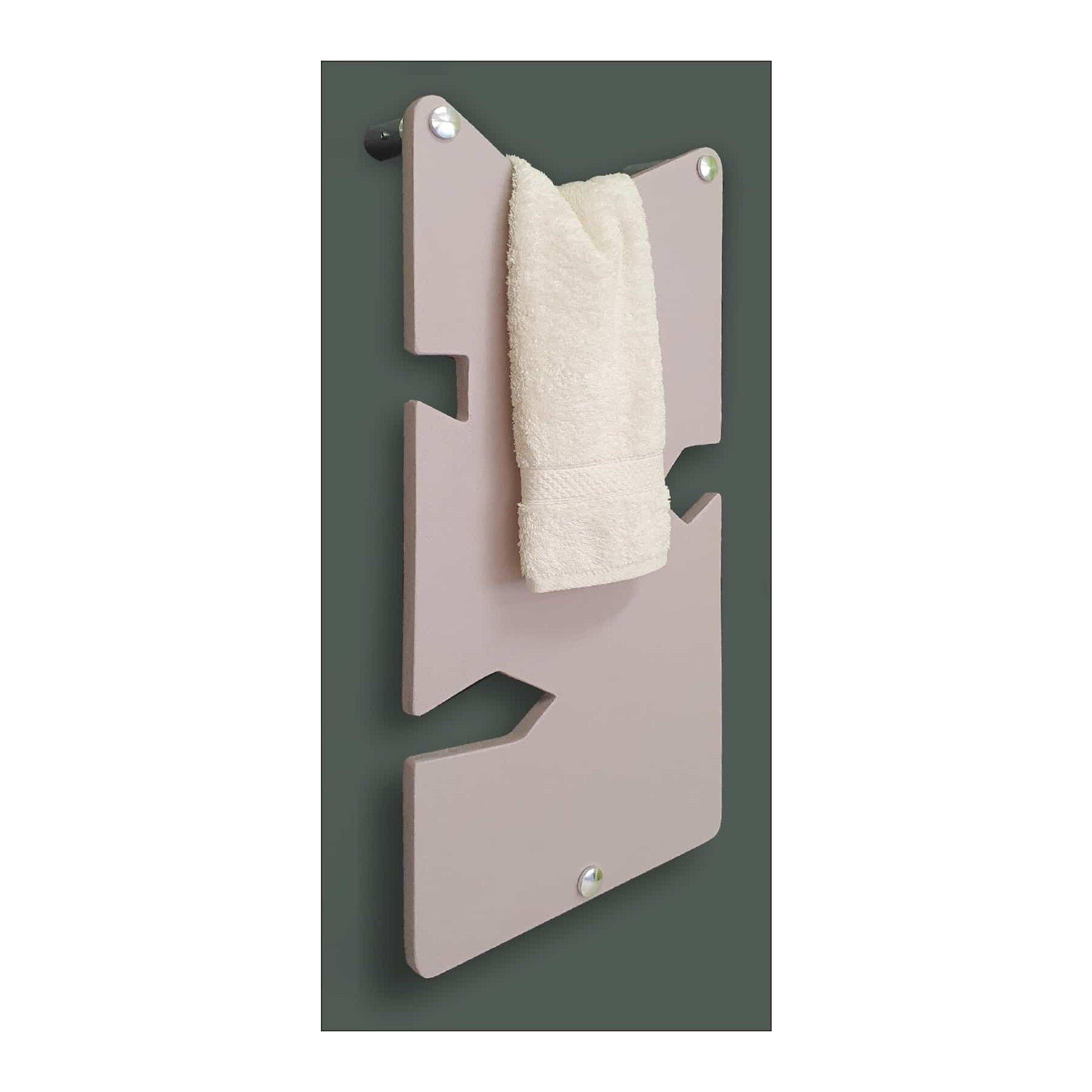 Handtuchhalter elektrisch beheizbar aus Keramik