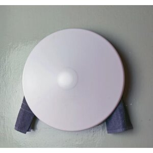 Elektrische Badheizung Shield mit Stecker 100 Watt weiss