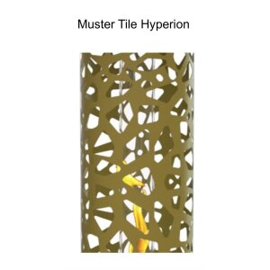 Design Heizpilz Hyperion