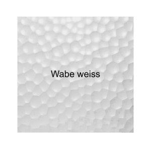 Infrarot Heizung mit Speicher Pur Wabe 56x56, 600 Watt PUR weiss