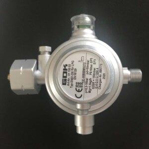 Gasdruckregler mit Überdrucksicherung +...